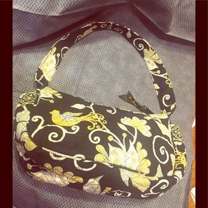 Vera Bradley's Little Yellow Bird Bag